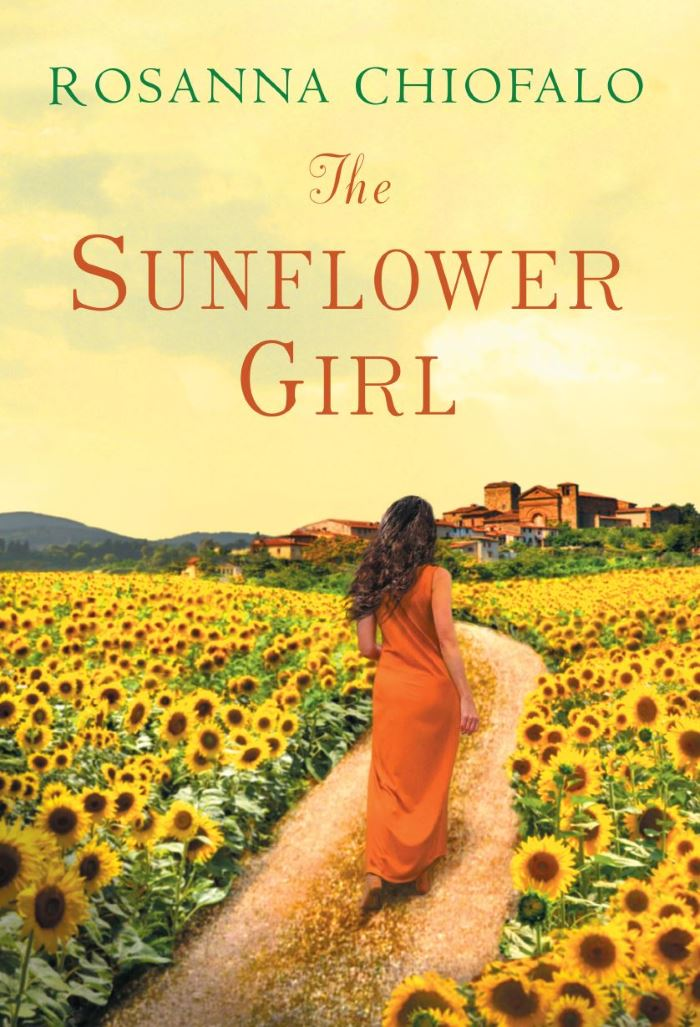 The Sunflower Girl Book Cover